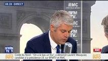 """""""Tous mes droits retraites ont été acquis par des cotisations que j'ai payées"""", assure Laurent Wauquiez"""