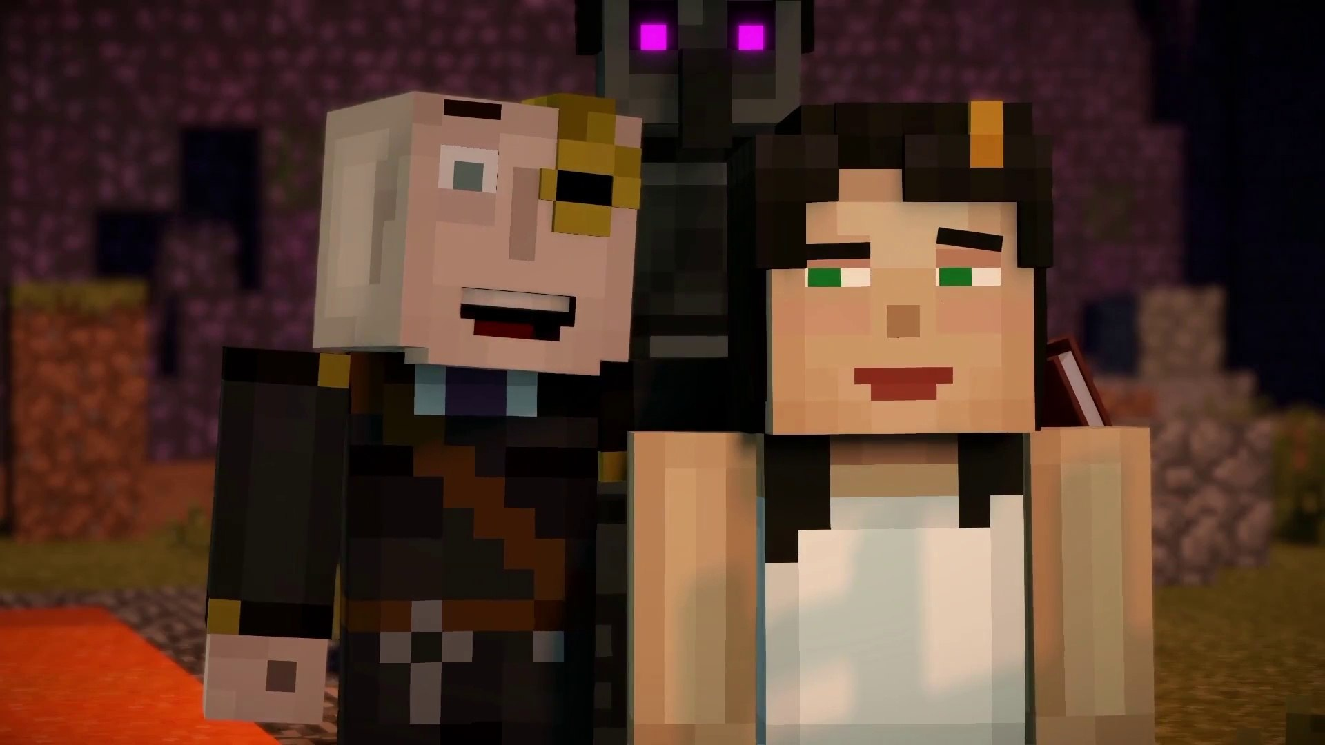 Minecraft Story Mode Season Two Episode 3 Official Launch