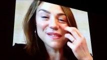 Montélimar : Emilie Dequenne et son chat sur Skype