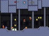 Super Mario Bros. X (SMBX) Custom Boss - Dark Bowsers Projectiles