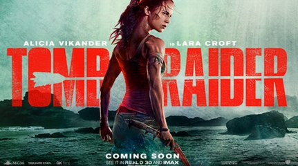 Tomb Raider - Bande Annonce Officielle (VF)