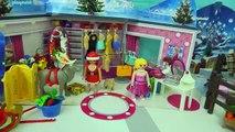 Avènement des sacs aveugle calendrier Noël journée vacances domicile maison maman jouet Playmobil surprise 22