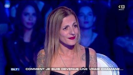 Claire Barré, sa rencontre avec une chamane - Salut Les Terriens 16/09/2017