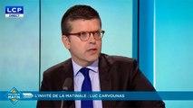Luc Carvounas, député Nouvelle Gauche du Val-de-Marne, était l'invité de Politique Matin