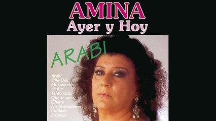 Amina - Ayer y Hoy