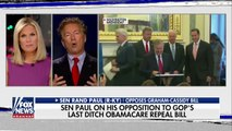 'Graham-Cassidy Bill is Great': Trump Pushes Health Care Bill While Calling Rand Paul A 'Negative Force'
