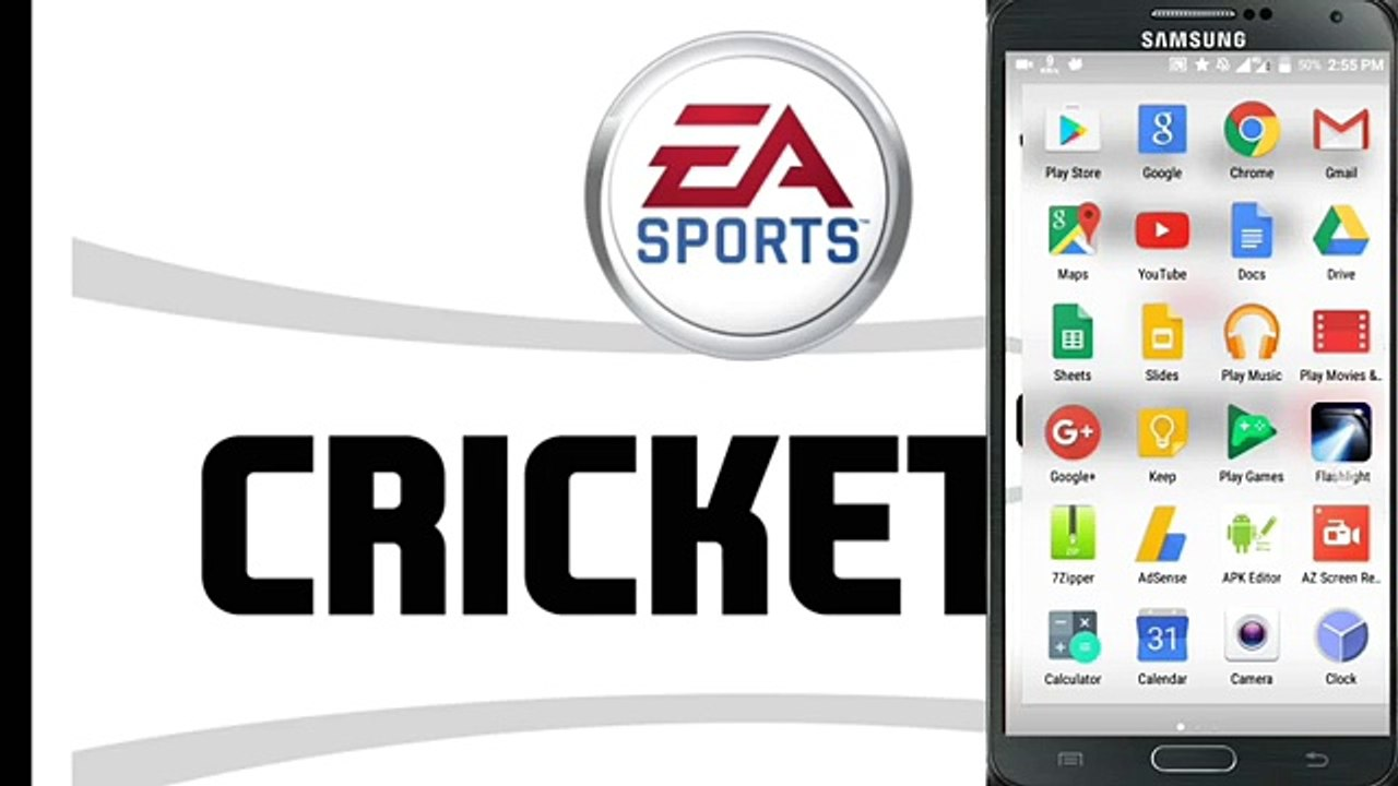 How to Download and Play EA Sport cricket in android ( 2017)