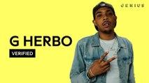 """G Herbo Breaks Down """"Red Snow"""""""