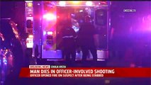 Officer Shoots, Kills Knife-Wielding Suspect After Being Stabbed: Police