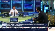 Les tendances sur les marchés: Quel impact sur les marchés en cas de resserrement monétaire de la FED ? - 20/09