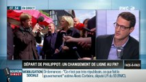Brunet & Neumann : Départ de Florian Philippot : un changement de ligne au FN ? - 22/09