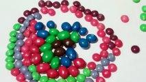Et bébés Bonbons enfants Chocolat les couleurs couleurs pour Apprendre les tout-petits avec m