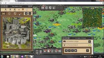LORDS AND KNIGHTS[HD] Verteidigungsstrategie Deffbrücke ★ Lets show Lords and Knights