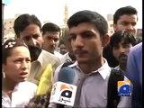 Boy commits suicide after killing girl in Karachi school