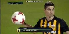 Goal HD AEK Athens FC 2 - 0Lamia 20-09-2017