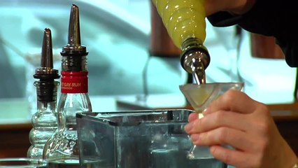Pina Colada - Piña Colada - Kathy Casey's Liquid Kitchen - Small Screen