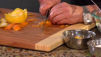 How to Make Citrus Salt - Kathy Casey's Liquid Kitchen - Small Screen