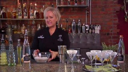 Tuscan Rosemary Lemon Drop - Kathy Casey's Liquid Kitchen - Small Screen