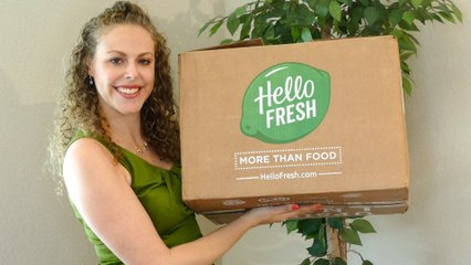 Why I Love HelloFresh| Cooking Box Makes It Cook at Home, Delicious Healthy Meals to Your Door