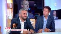 Alexis Corbière s'amuse de son lien de parenté avec Emmanuel Macron