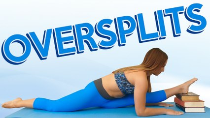 Splits & Oversplits with Nico | Flexibility Stretches for Legs, Hips, Dance, Gymnastics, How to