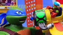 Battre casse-cou rêves de de avion cascade adolescent tortues Mutant ninja mikey imaginext pira