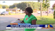 Mother, Brother Arrested After Children Found in Trunk of Car