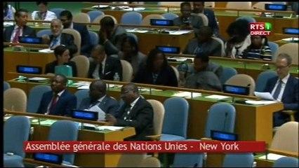 Discours du Président Macky Sall à la Tribune des Nations Unies - 21 Sept 2017