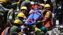 México continúa con la esperanza de encontrar sobrevivientes