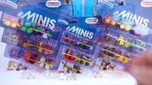 150+ THOMAS MINIS STORAGE CASE HUGE COLLECTION OF TRAINS TANK ENGINES SERIES 3 DC COMICS S
