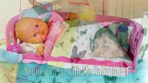 Nenuco Sleep With me Baby Doll and Cradle with Lullaby how to Sleep Baby Doll Cradle Toy Video