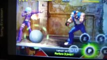 King of Fighters by SNK Playmore shown on the Verizon Xperia PLAY R800x