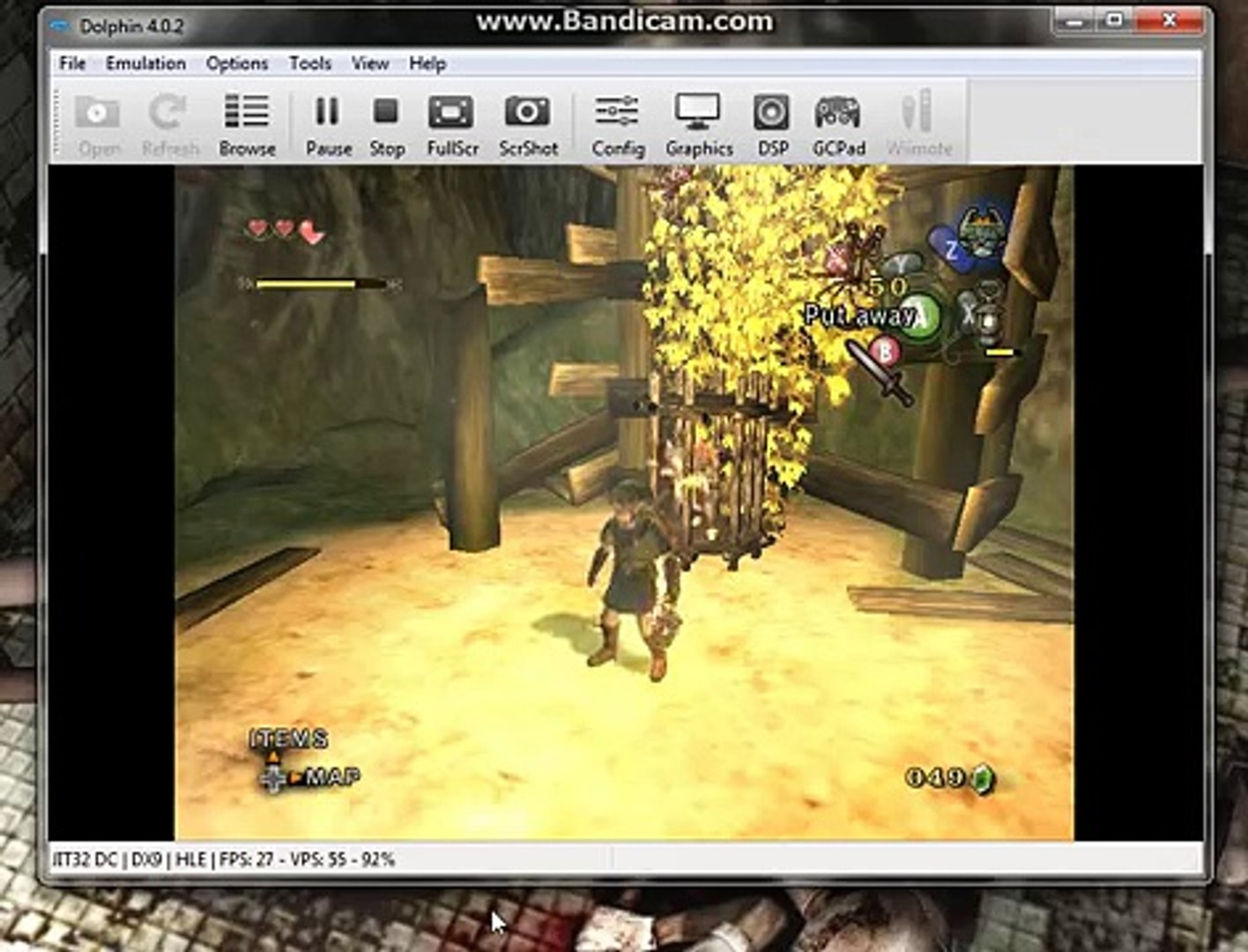 Settings For Twilight Princess And Wind Waker On Dolphin 4 0 2 Video Dailymotion