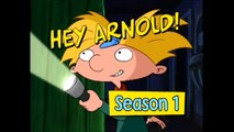 Hey Arnold! Season 1  (1996-1997) - DVD Trailer