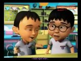 Upin & Ipin and Friends - Ep. 11 - A Tale of Two Nights part 2 [English Hardsubbed]
