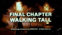 Final Chapter: Walking Tall (1977)  - Official Trailer (HD)