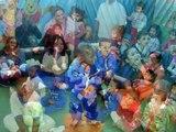 Show dos palhaços Patati Patatá na escola Ursinho da Neném