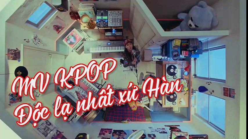 Những MV độc - lạ- công phu nhất xứ Hàn mà chưa chắc ai cũng biết | Godialy.com