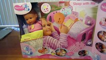 Un et un à un un à bébé berceau lit de bébé poupée Comment moi moi jouer sommeil à Il avec Nenuco eco bébé berceau