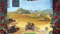 WoT Blitz Обзор Об.268 - World of Tanks Blitz Об.268
