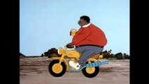 Fat Albert and the Cosby Kids (1972) - Clip: Fat Albert Destroys a Motorbike