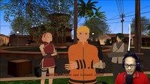 Naruto, Sasuke dan Sakura Vs Akatsuki - GTA Extreme Indonesia