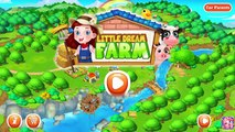 Games pets Doctor Little Dream Farm - Treat The Piglets, Milk The Cows And Bake Cakes | ba