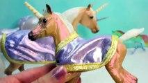Breyer Horses Glitter And Gem Unicorn Mare Foal Set Classics Breyers Horse Web Special