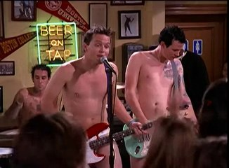 Blink-182 - What's My Age Again? (Live From The Pizza Place) - Two Guys and a Girl Clip