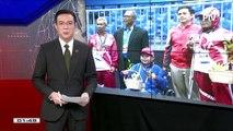 SPORTS BALITA: PHL Chess team, nakakuha ng gintong medalya sa 9th ASEAN Para Games