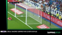 Zap Sport 21 septembre : Malgré le retour de Cristiano Ronaldo, le Real Madrid s'incline (Vidéo)