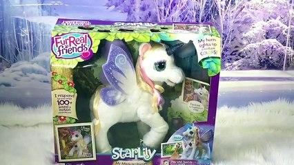 Un et un à un un à et poupée amis gelé longue mon chanter déballage Disney elsa elsa furreal starlily magica