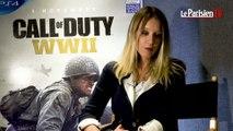 Ludivine Sagnier est dans le nouveau Call of Duty