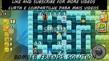 Bomber Friends Level 216 / Nível 216 / Fase 216 #BFS Solução